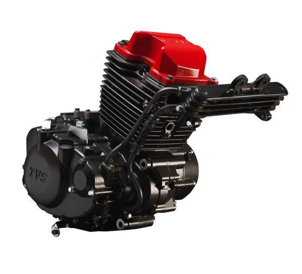 Dafra Apache RTR 200 Brasil Motor
