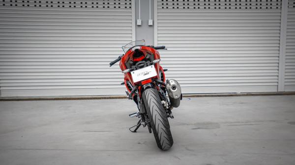 Apache RR 310 Vermelha