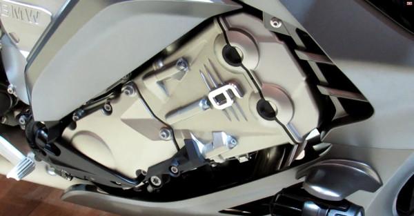 BMW K 1600 GTL BRASIL Motor 6 cilindros