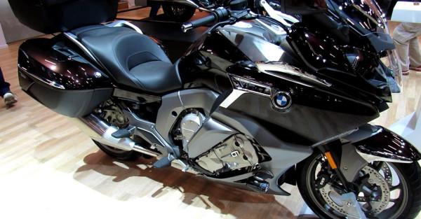 BMW K 1600 GTL BRASIL Salão Duas Rodas