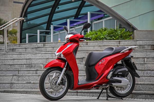SH 150i 2018 ABS Vermelho