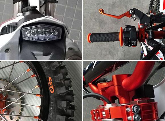 MXF 250RX 2018 Detalhes