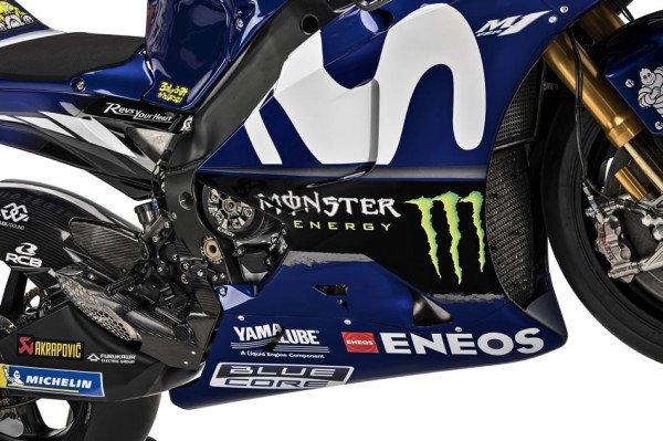 Yamaha YZR-M1 2018 MotoGP Vinales