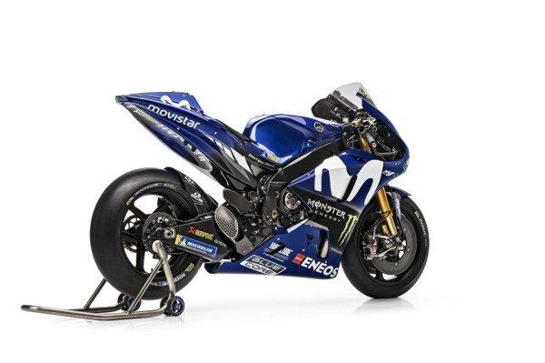 Yamaha YZR-M1 2018 MotoGP Valentino