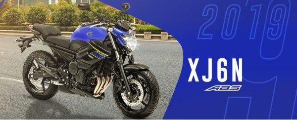 Yamaha XJ6 N ABS 2019 Brasil