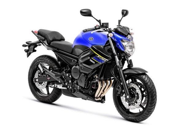 Yamaha XJ6 N ABS 2019 Brasil Azul