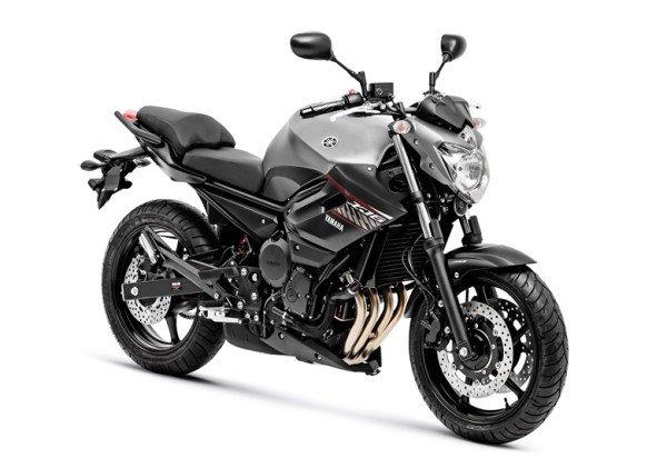 Yamaha XJ6 N ABS 2019 Brasil Cinza