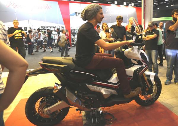 Honda X-ADV Brasil Preço Salão Duas Rodas