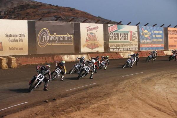 India Scout FTR750 Flat Track Competição