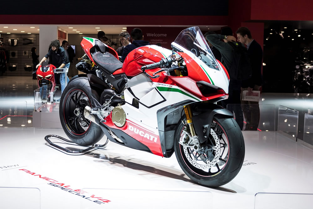 Ducati Panigale V4 Speciale Moto mais cara do Brasil 2018