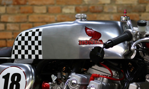 Honda CB 1300 Customizada Daytona Cafe 1300