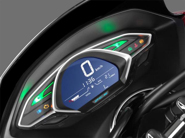 Honda PCX 125 2018 Painel
