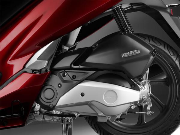 Honda PCX 125 2018 Motor