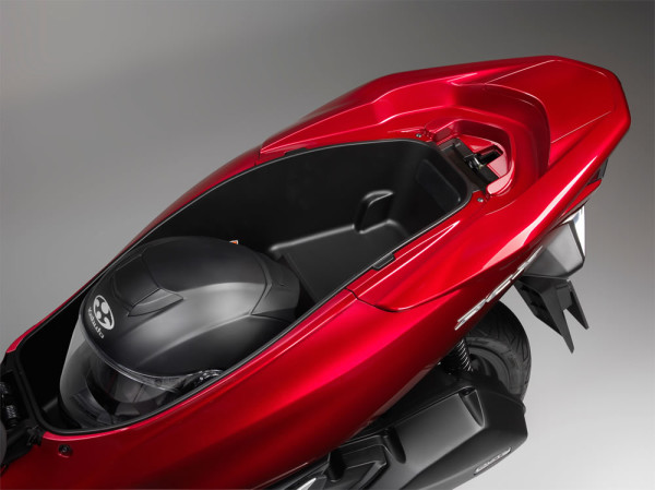 Honda PCX 125 2018 Bagageiro