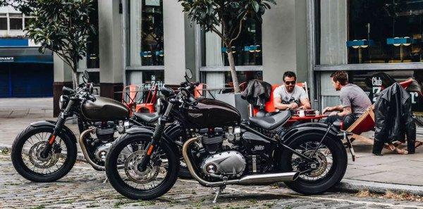 Triumph Classic Brit Riders Brasil