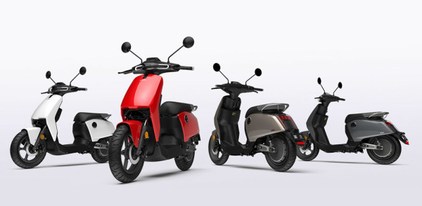 Scooter Xiaomi Super Soco