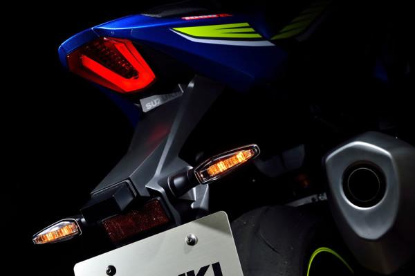 Suzuki Srad GSXR1000R 2018 no Brasil
