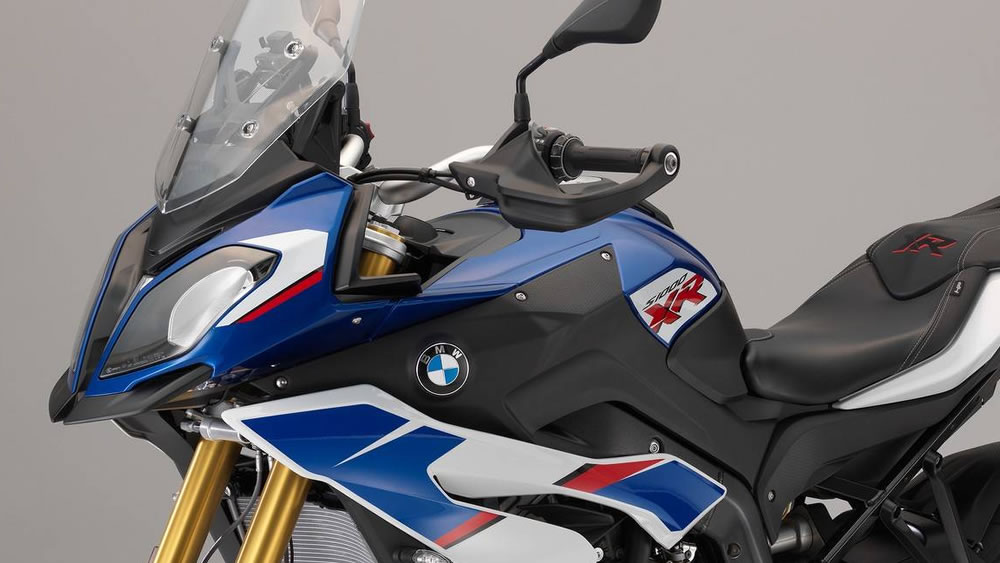 BMW S 1000 XR 2018 Tricolor HP