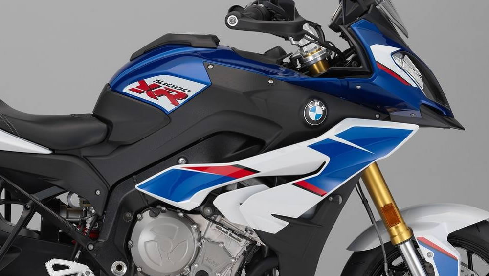 Bmw S 1000 Xr 2018 Tricolor Hp Motorede
