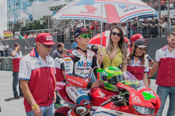 Eric Granado Honda