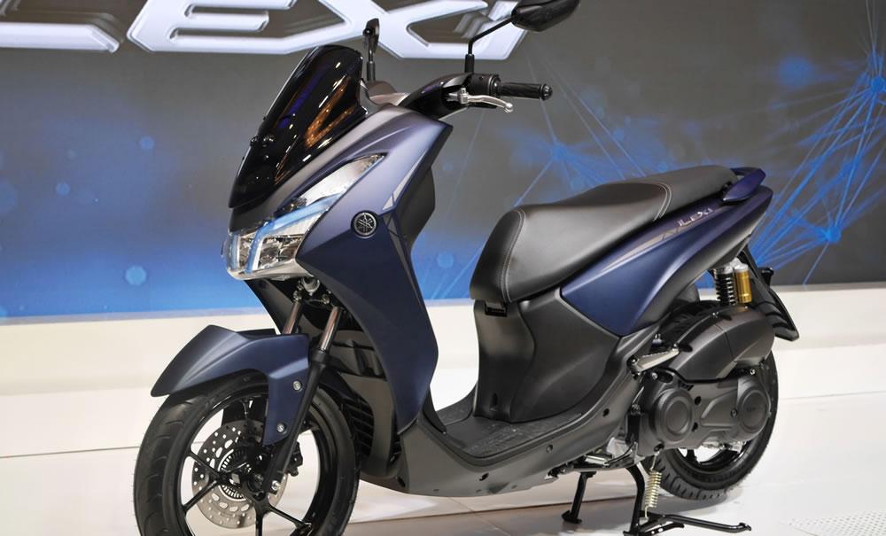 Yamaha LEXi 125 2018 | Motorede