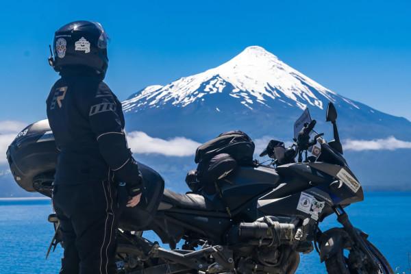 Largar Tudo Viajar de Moto Chile