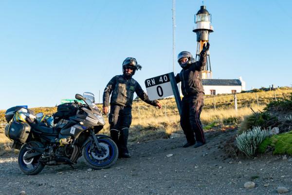 Largar Tudo Viajar de Moto Argentina