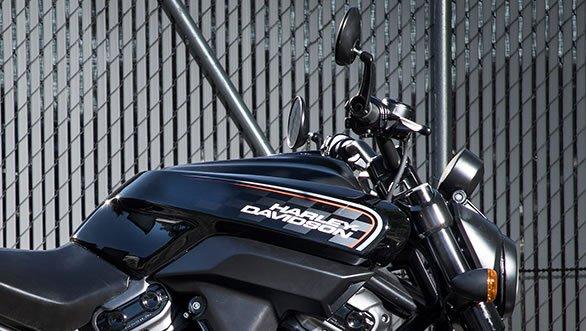 Harley-Davidson Streetfighter 975 Tanque Combustível