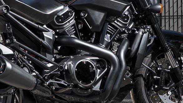 Harley-Davidson Streetfighter 975 Motor