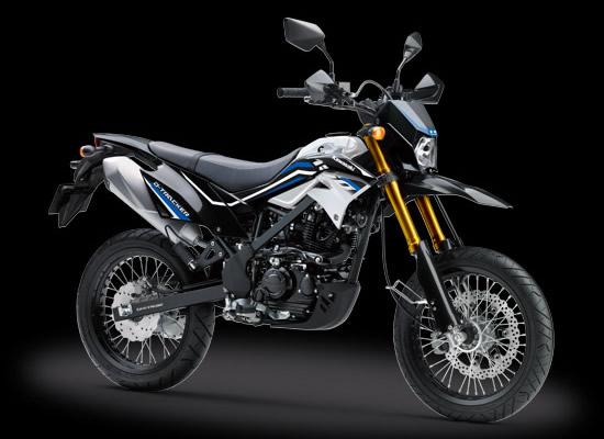 Moto D-Tracker 150 2018