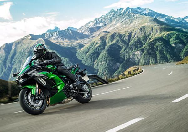 Lançamento Kawasaki Ninja H2 SX 2019 no Brasil