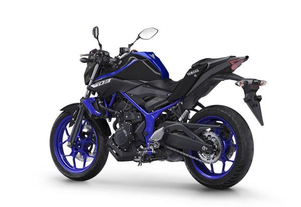 Yamaha MT-03 2019 Azul