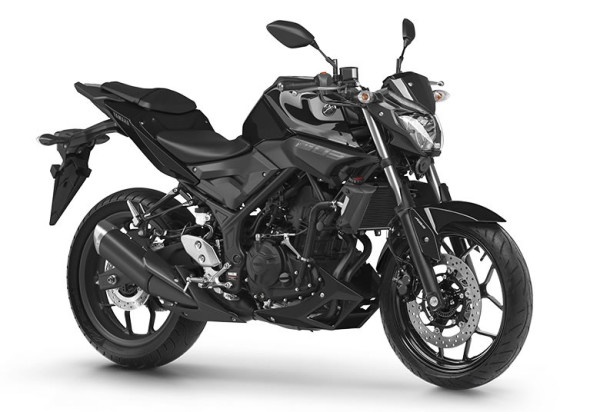 Yamaha MT-03 2019 Preta