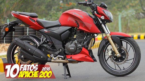 10 Fatos Apache 200 no Brasil
