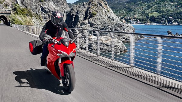 Ducati SuperSport S 2018