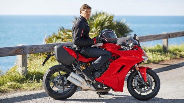 Ducati SuperSport S Brasil Vermelha