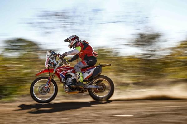 Honda Rally dos Sertões 2018 Tunico Maciel