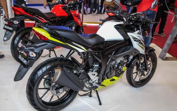 Suzuki Bandit 150 2018