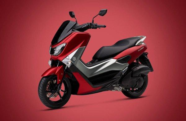 Nova Yamaha NMax 160 ABS 2019, preço mudou