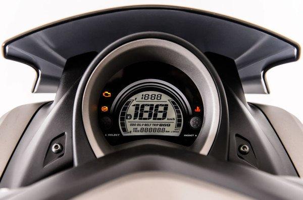 Yamaha NMax 160 2019 Painel Digital