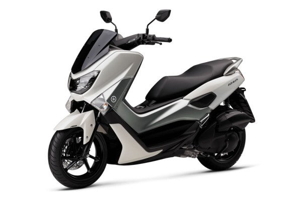 Yamaha NMax 160 2019 Branca