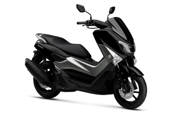 Yamaha NMax 160 2019 Preta