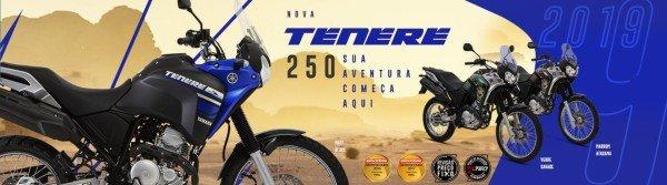 Yamaha Tenere 250 2019 preço
