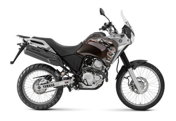Yamaha Tenere 250 2019 Marrom Atacama