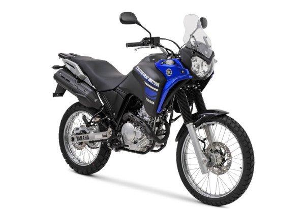 Yamaha Tenere 250 2019 Preto Azul