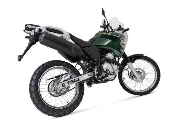 Yamaha Tenere 250 2019 Verde