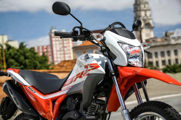Nova Honda Bros 160 2019 Preço Branca