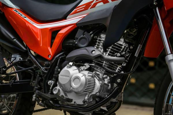 Nova Honda Bros 160 2019 Motor