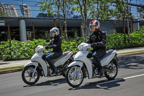 Honda Biz 2019 125 e 110i Brancas