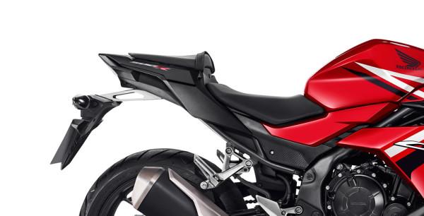 Honda CBR 500R 2019/2018 Vermelha Traseira